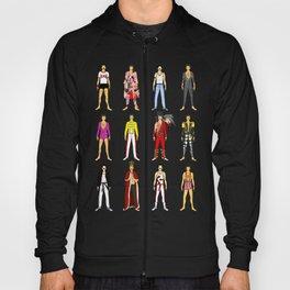 Outfits of Freddie Fashion Hoody