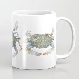 Blue Crabs Coffee Mug