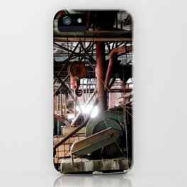 Abandoned XI iPhone Case