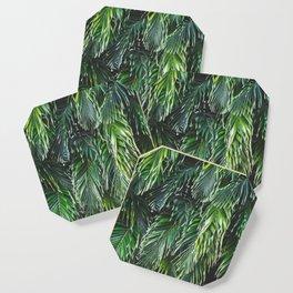 Tropical Foliage Coaster
