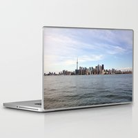 toronto Laptop & iPad Skins featuring Toronto by Angela Fang