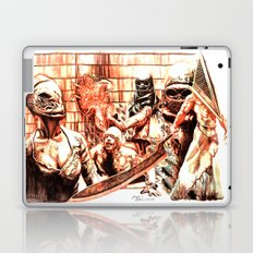Silent Hill Laptop & iPad Skin