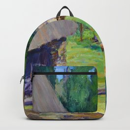 Country house Backpack