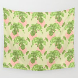 Peperomia Wall Tapestry