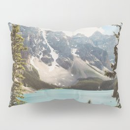 Moraine Lake II Banff National Park Pillow Sham
