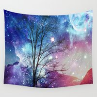 twilight Wall Tapestries featuring Twilight by haroulita