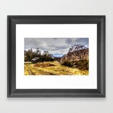 Ashness Bridge Views Framed Art Print