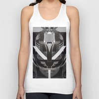 givenchy Tank Tops featuring Givenchy tribal design by cvrcak