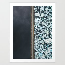 Perspective is everything. Art Print