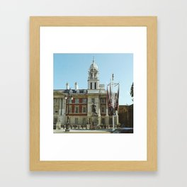 The Admiralty Extension, London Framed Art Print