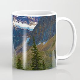 Mt. Edith Cavell in Jasper National Park, Canada Coffee Mug