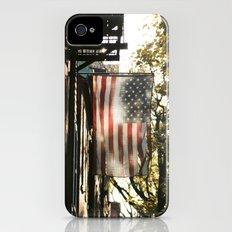 American Flag Slim Case iPhone (4, 4s)