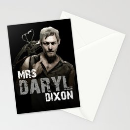 Mrs Daryl Dixon Stationery Cards