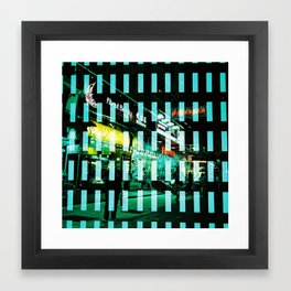 Layers (1) Framed Art Print