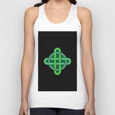 celtic knot symbol Unisex Tank Top