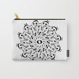 Musical mandala Carry-All Pouch
