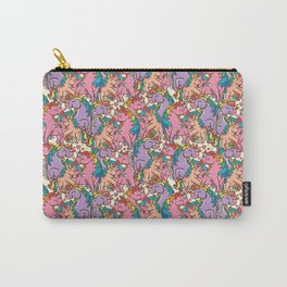 Unicorn Family Carry-All Pouch