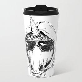 Unibomber Metal Travel Mug