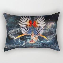 War Goddess Rectangular Pillow