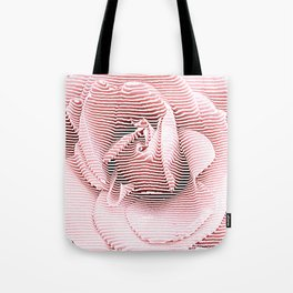 Thinking of a Rose Tote Bag