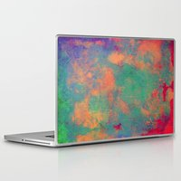 batik Laptop & iPad Skins featuring batik by Camila Rodrigué