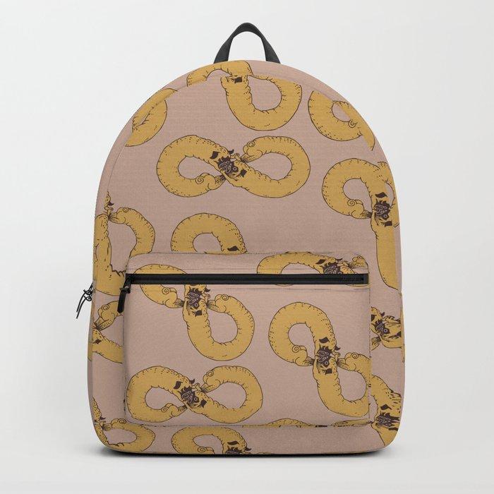 Infinity of Pug Backpack