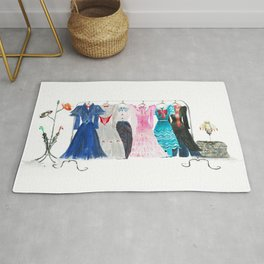 Mary Poppins costumes Rug