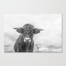 Size Is Relative Canvas Print