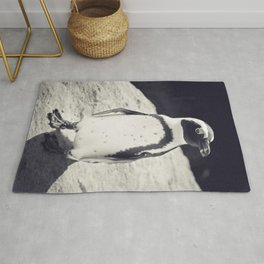African Penguin - Animal Photography #Society6 Rug