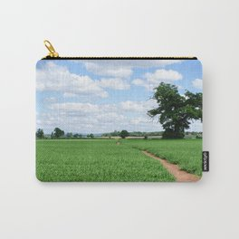 Herefordshire Countryside Carry-All Pouch