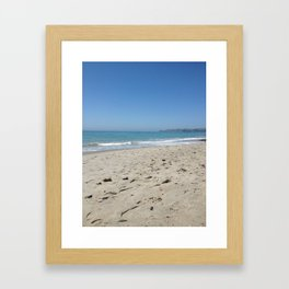Salt Creek Beach, CA Framed Art Print