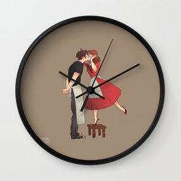 The Piemaker Wall Clock