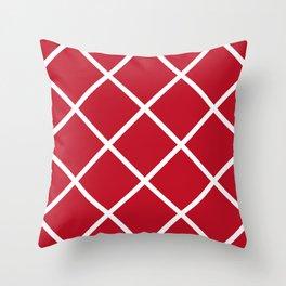 King Crimson Throw Pillow