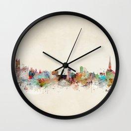 sheffield united kingdom Wall Clock