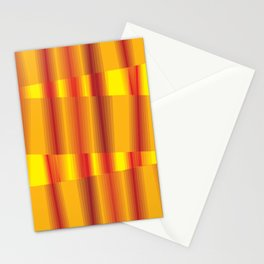 Through the Fire - Currere Per Ignem Stationery Cards