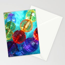 beaded Stationery Cards