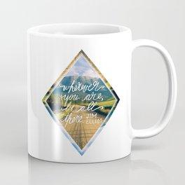 Be All There Coffee Mug