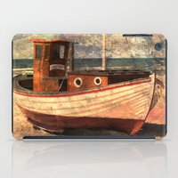 lonely iPad Cases featuring Lonely by Fernando Vieira