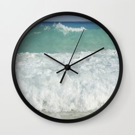 Carribean sea 9 Wall Clock
