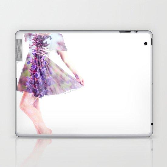 Purple Rain Laptop & iPad Skin