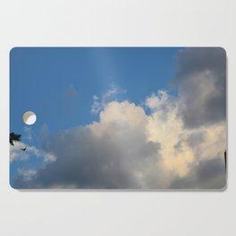 CloudScape Cutting Board