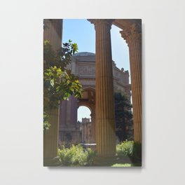 Palace of Fine Arts 7 Metal Print