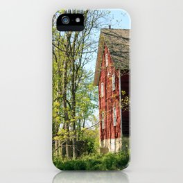 disconnected mill iPhone Case
