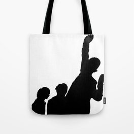 Stretching Thin Tote Bag