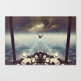 Distance Between Dreams Canvas Print
