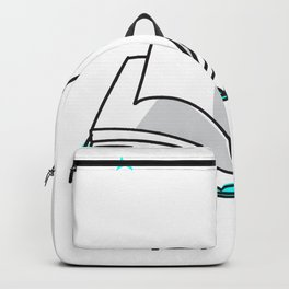 I´m A Writer I Make The Voice In My Head Work For Me Motive Backpack