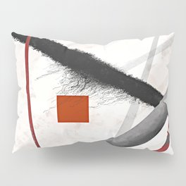 Snowy day Pillow Sham