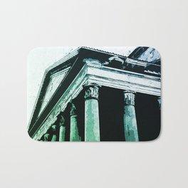 The Roman Pantheon Bath Mat