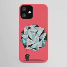 The Pondering iPhone Case