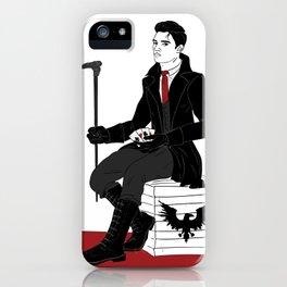 Kaz Brekker - The Emperor iPhone Case